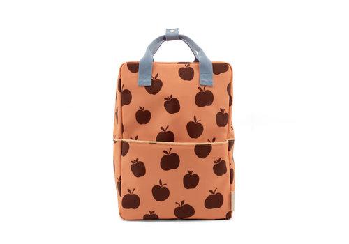Sticky Lemon Sticky Lemon - backpack large - special edition apples berry swirl + cherry red + sunny blue