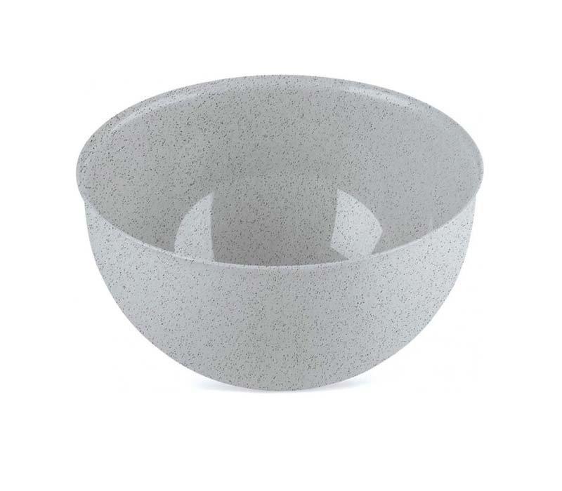 Koziol - palsby m schaal (2L) - organic grey