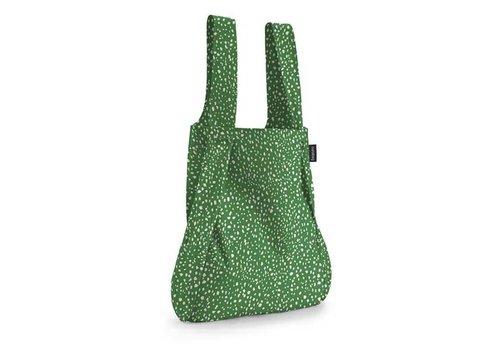Notabag Notabag - opvouwrugtas  - sprinkle green