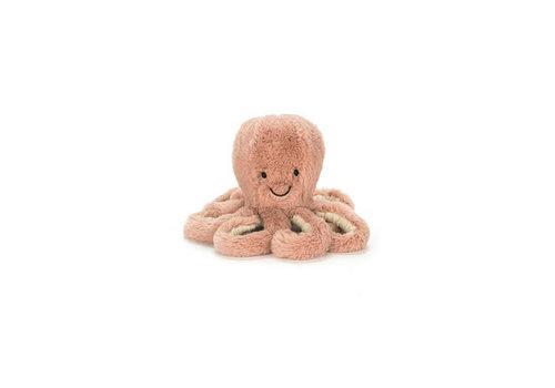 Jellycat Jellycat - ocean life knuffel - octopus odell baby