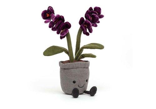 Jellycat Jellycat - amuseable knuffel - purple orchid