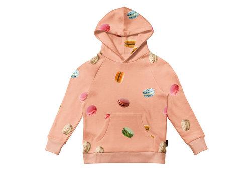 Snurk Snurk - hoodie kids - macarons pink