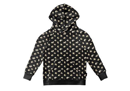 Snurk Snurk - hoodie kids - popcorn polka