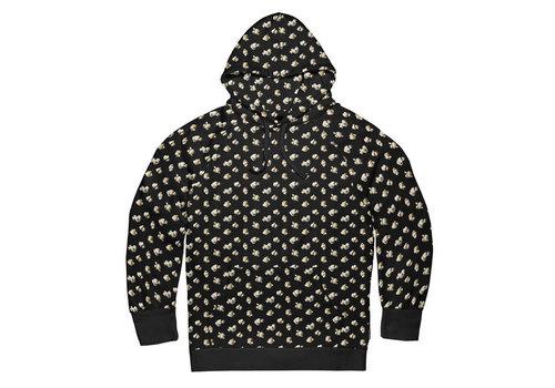 Snurk Snurk - hoodie men - popcorn polka