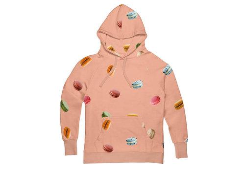 Snurk Snurk - hoodie women - macarons pink