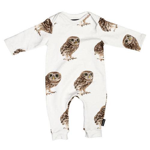 Snurk - jumpsuit babies - night owl