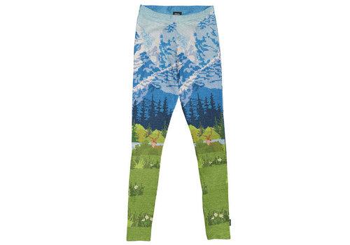 Snurk Snurk - legging women - across the alps