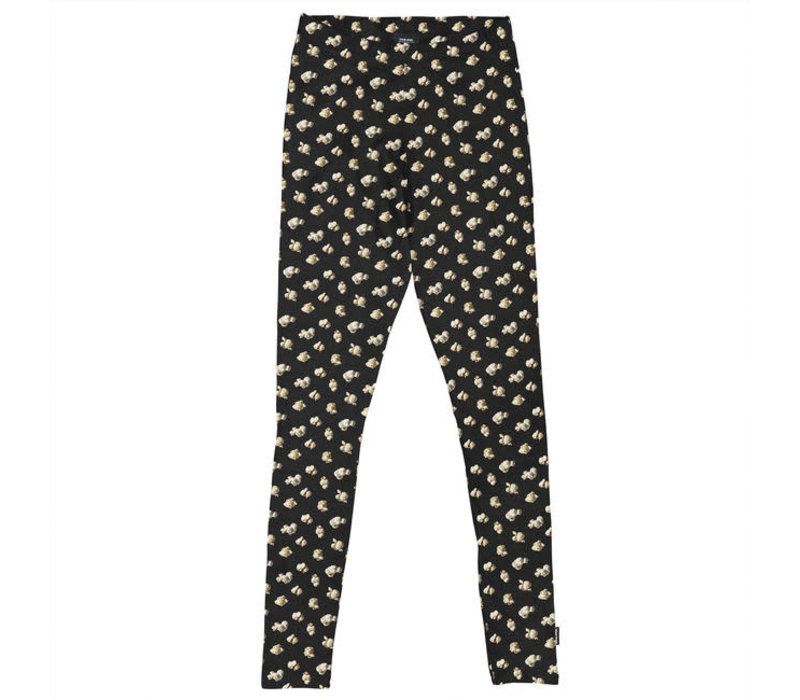 Snurk - legging women - popcorn polka