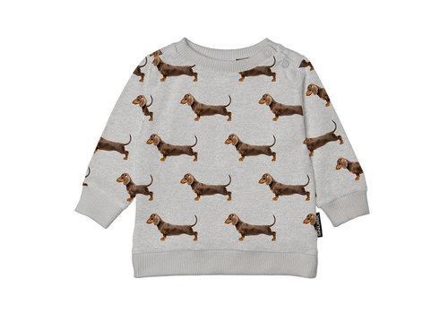 Snurk Snurk - sweater babies - james grey