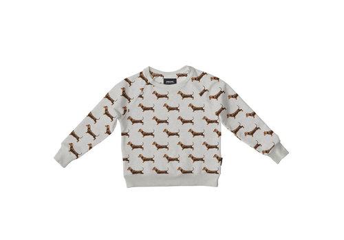 Snurk Snurk - sweater kids - james grey