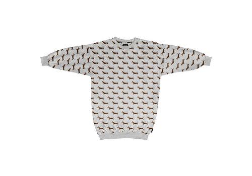 Snurk Snurk - sweater dress women - james grey