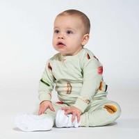 Snurk - sweater babies - macarons green