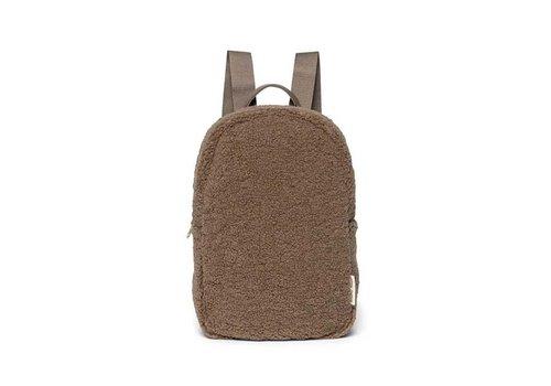 Studio Noos Studio Noos - mini chunky backpack - brown