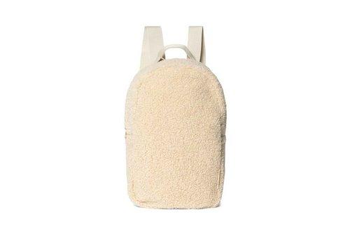 Studio Noos Studio Noos - mini chunky backpack - ecru