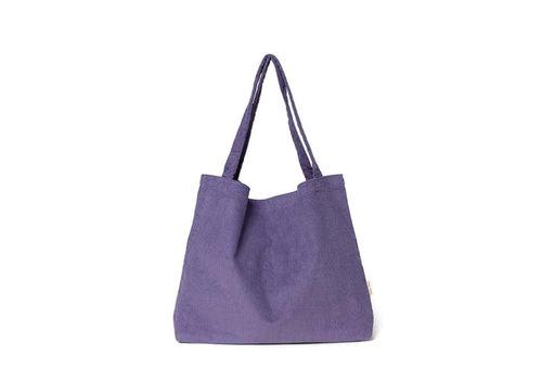 Studio Noos Studio Noos - mom-bag - purple rain
