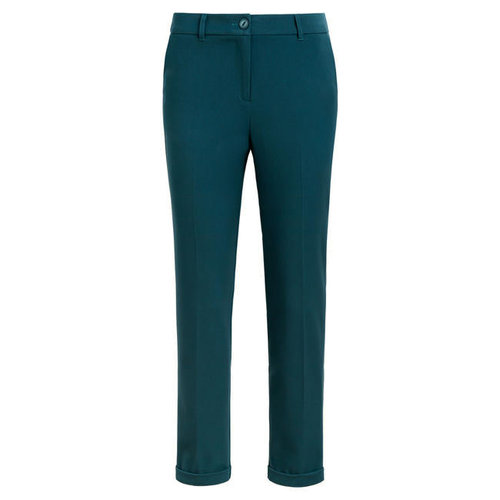 King Louie - ann pants broadway - dragonfly green