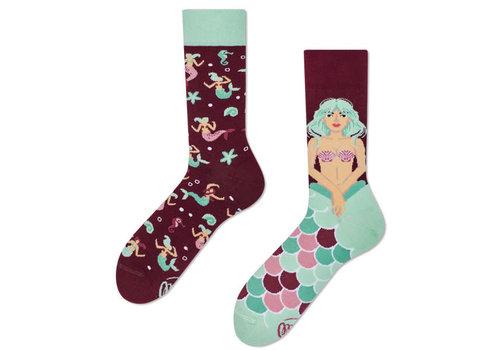 Many mornings Many mornings - sokken - mystic mermaid