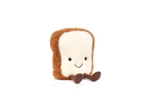 Jellycat Jellycat - amuseable knuffel - toast (small)