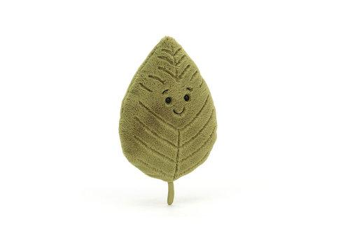Jellycat Jellycat -  woodland knuffel - beech leaf (little)
