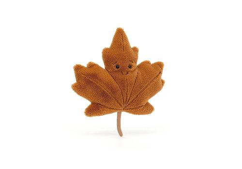 Jellycat Jellycat -  woodland knuffel - maple leaf (little)