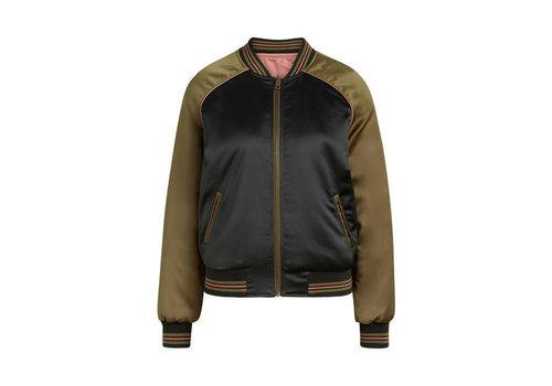 King Louie King Louie - bomber jacket darlington - alpine green