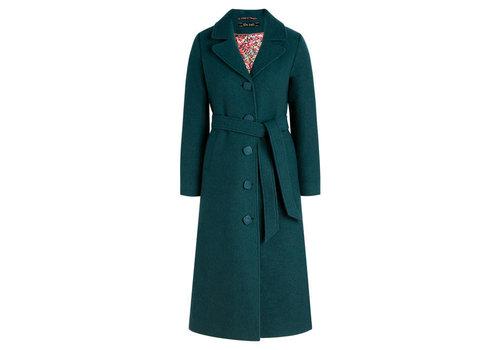 King Louie King Louie - peyton coat kennedy - pine green