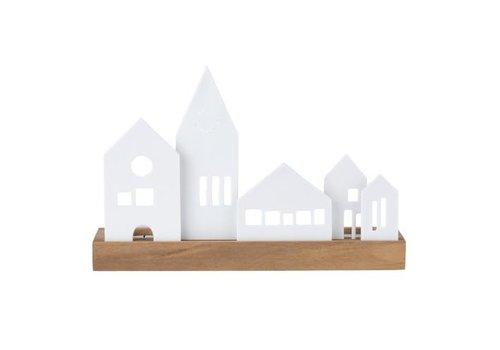 Räder Rader - light object - village