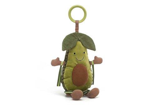 Jellycat Jellycat - activity toy - avocado
