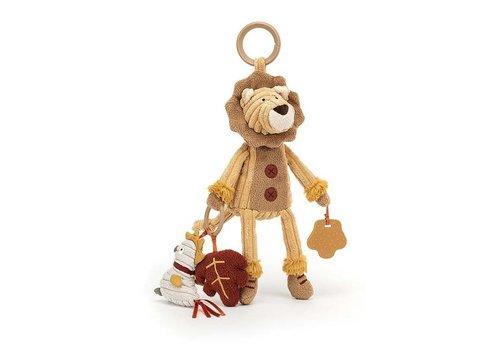 Jellycat Jellycat - cordy roy activity toy - leeuw