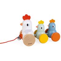 Janod - trekdier - haan & kippen