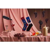 Many mornings - sokken - cabernet sockvignon