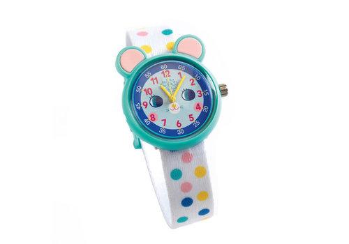 Djeco Djeco - ticlock horloge - muis