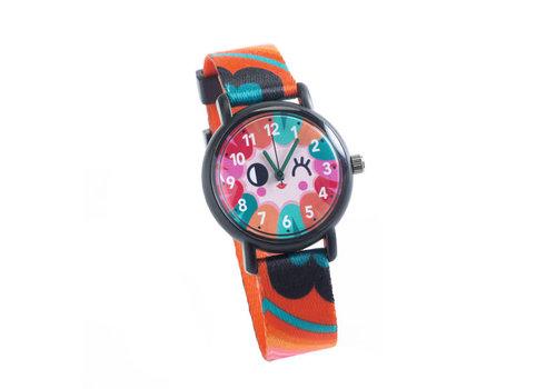 Djeco Djeco - ticlock horloge - pop