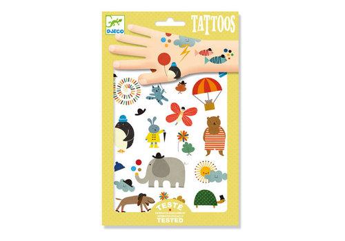 Djeco Djeco - tattoos - mooie dingen