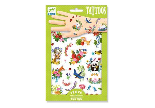 Djeco Djeco - tattoos - lente
