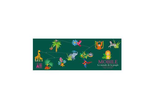Djeco Djeco - mobile - jungle