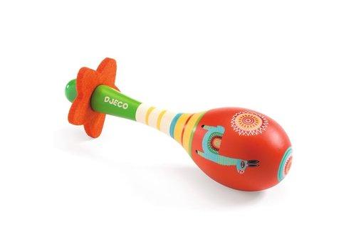 Djeco Djeco - muziekinstrument - sambabal