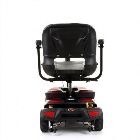 Pride scootmobiel opvouwbaar GoGo LX met CTS vering 4 wiel