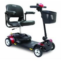 scootmobiel opvouwbaar GoGo Elite Traveller 4 wiel