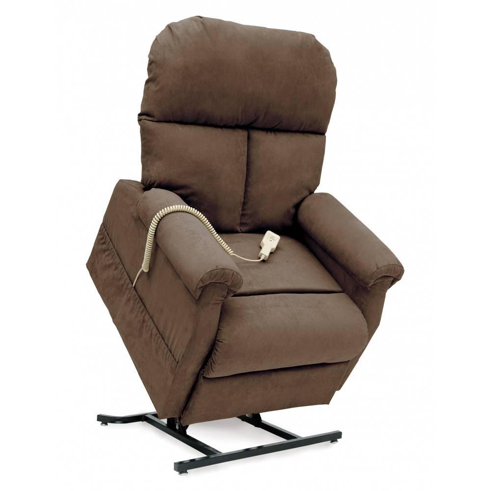 Pride sta-op stoel LC-101 Cocoa
