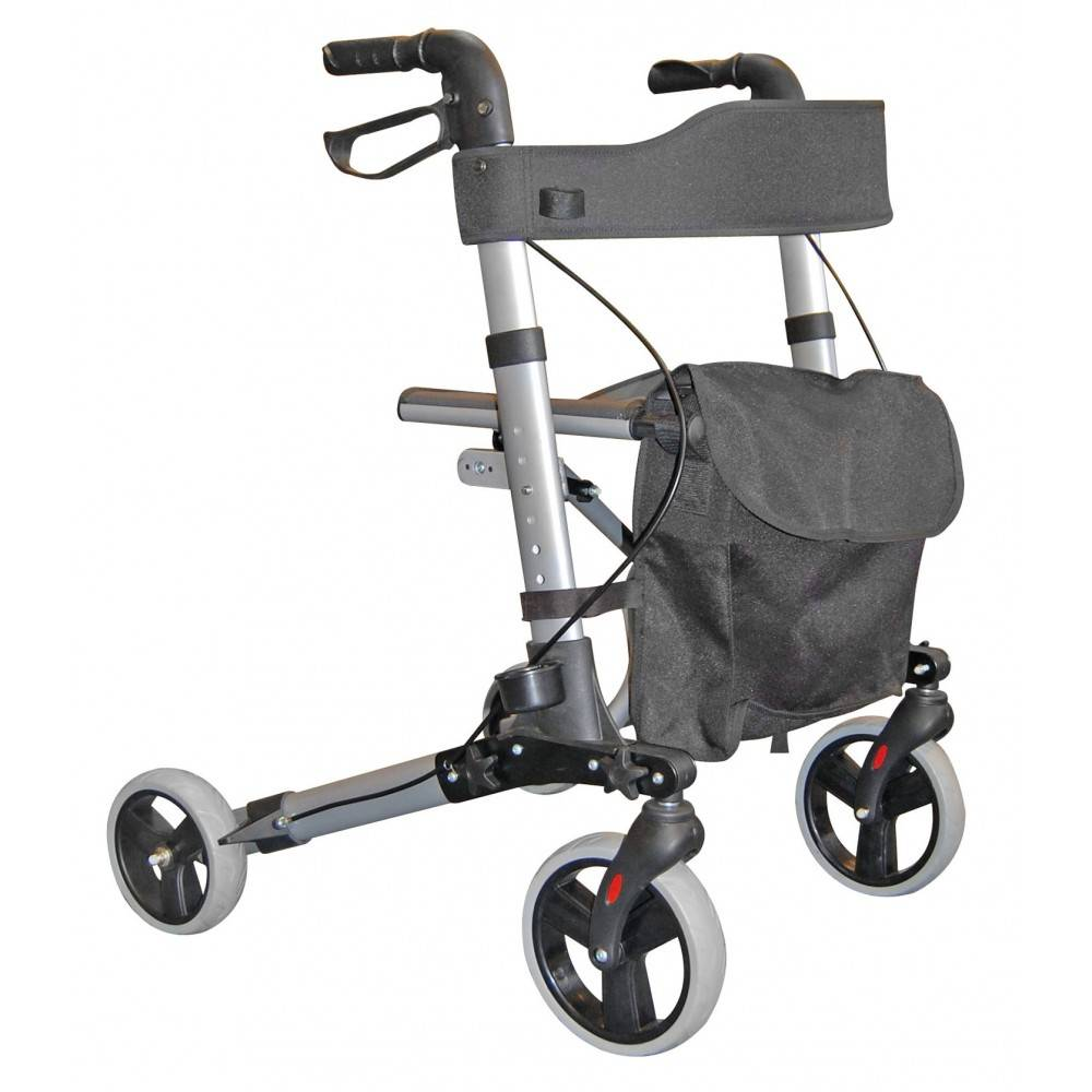 Roma Medical City Walker 4-wiel rollator