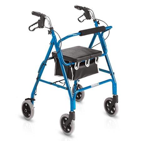 Roma Medical 2462 lichtgewicht 4-wiel rollator