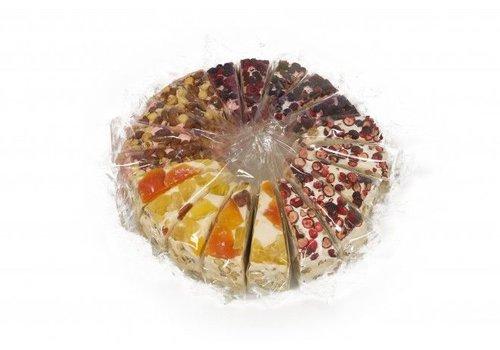 Carlier Carlier NT Mix Cranb/Bosvr/Aardbei/Fruit 180g 20st