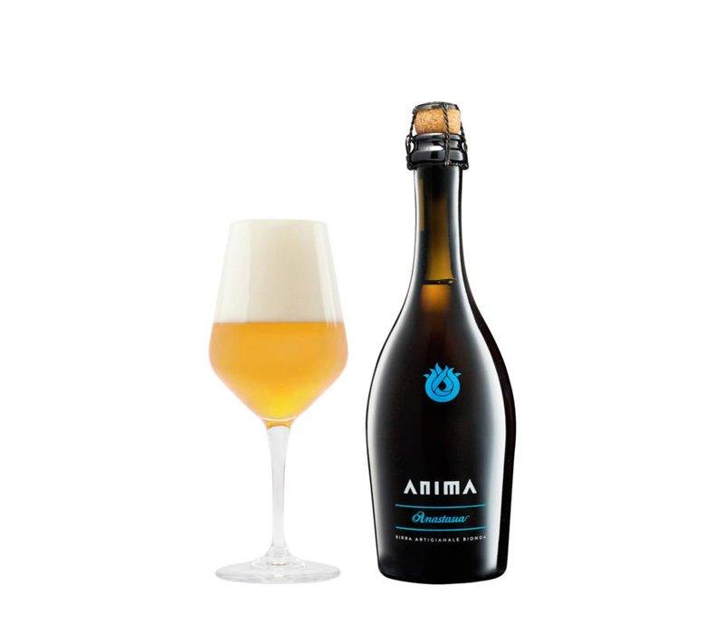 Anastasia birra 4,9% 75cl 6fl.