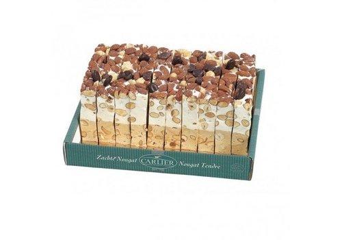 Carlier Carlier nougat cake Cappuccino 180g 11st