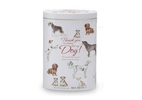 Gardiners of Scotland Thank you dog tin 250g 12st