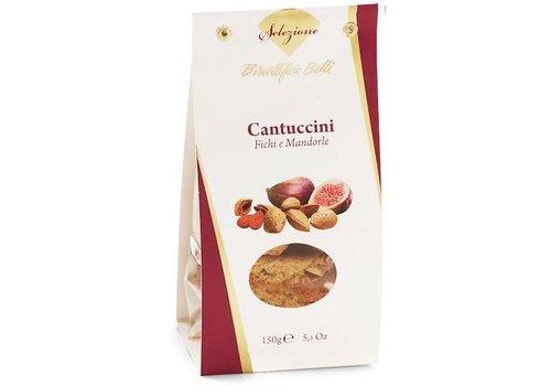 Cantuccini fichi & mandorle 150g 12st