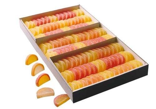 Agar Vruchten Schijfjes 2kg