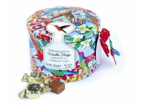 Gardiners Hummingbird tin fudge 200g 12st