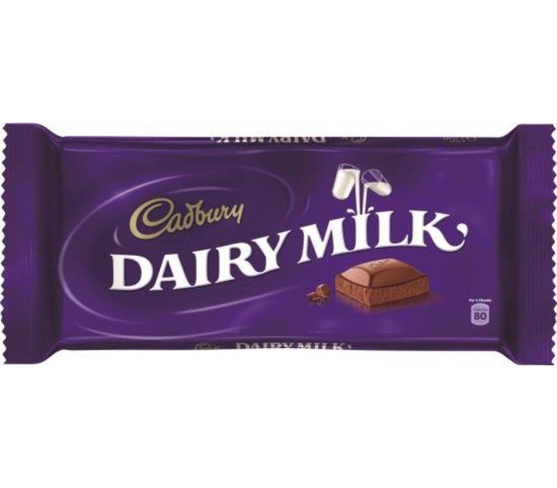 Cadbury Milk 110g 17tb